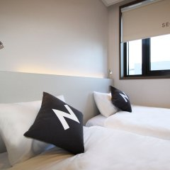 SEOUL N HOTEL Dongdaemun комната для гостей фото 4