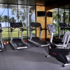 Отель Blue Water Club Suites фитнесс-зал фото 3