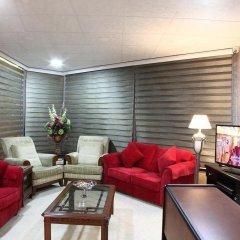 Отель Al Dyafah Furnished Apartment Иордания, Амман - отзывы, цены и фото номеров - забронировать отель Al Dyafah Furnished Apartment онлайн интерьер отеля фото 3