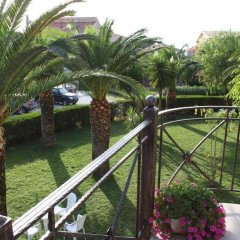 Отель Pizzo Marinella Пиццо балкон