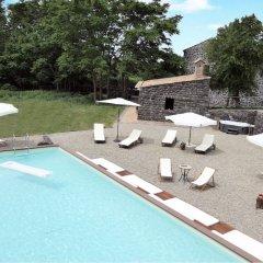 Отель Bosco Ciancio Италия, Бьянкавилла - отзывы, цены и фото номеров - забронировать отель Bosco Ciancio онлайн бассейн фото 2