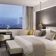 Отель Fairmont Rey Juan Carlos I Барселона комната для гостей фото 3