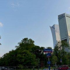 Отель Hosapartments City Center Польша, Варшава - 2 отзыва об отеле, цены и фото номеров - забронировать отель Hosapartments City Center онлайн парковка