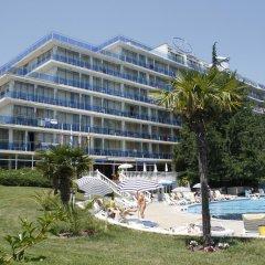 Отель Golden Beach Park Золотые пески пляж
