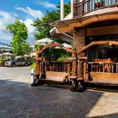 Отель Nipa Resort городской автобус