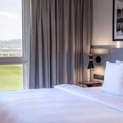 Отель Radisson Hotel Zurich Airport Швейцария, Рюмланг - 2 отзыва об отеле, цены и фото номеров - забронировать отель Radisson Hotel Zurich Airport онлайн комната для гостей фото 3