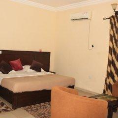 Liz Ani Hotel Annex Калабар комната для гостей фото 4