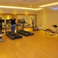 Aes Club Hotel Турция, Олудениз - 2 отзыва об отеле, цены и фото номеров - забронировать отель Aes Club Hotel онлайн фитнесс-зал