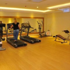 Aes Club Hotel фитнесс-зал