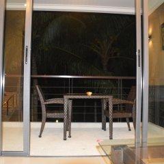 Отель Samui Emerald Condotel Таиланд, Самуи - 1 отзыв об отеле, цены и фото номеров - забронировать отель Samui Emerald Condotel онлайн балкон