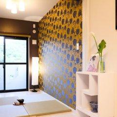 Hotel Guell Hakata Фукуока ванная