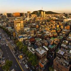 Отель YD Residence Южная Корея, Сеул - отзывы, цены и фото номеров - забронировать отель YD Residence онлайн городской автобус