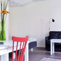 STF Gärdet Hotel & Hostel удобства в номере