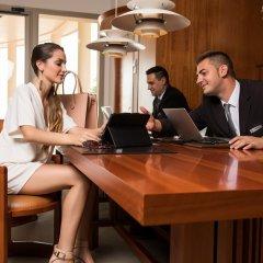 Port Adriano Marina Golf & Spa Hotel интерьер отеля фото 2