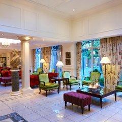 Stanhope Hotel Brussels by Thon Hotels интерьер отеля