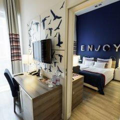 Отель Estilo Fashion Будапешт комната для гостей фото 2