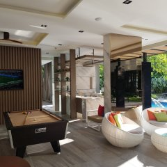 Отель At Mind Serviced Residence Pattaya гостиничный бар