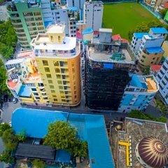 Отель Unima Grand бассейн фото 2