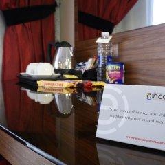Отель Ramada Encore Kuwait Downtown удобства в номере фото 2