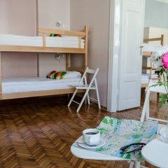Roommates Hostel Белград комната для гостей фото 3