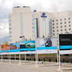 Отель Hilton Sofia Болгария, София - отзывы, цены и фото номеров - забронировать отель Hilton Sofia онлайн фото 11