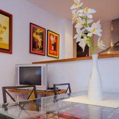 Отель Apartamentos O2 Conil Испания, Кониль-де-ла-Фронтера - отзывы, цены и фото номеров - забронировать отель Apartamentos O2 Conil онлайн интерьер отеля фото 2