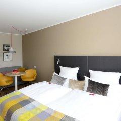 Отель Frederics München City Schwabing комната для гостей фото 3