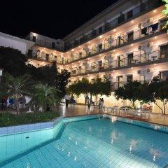 Отель Ntanelis бассейн фото 2