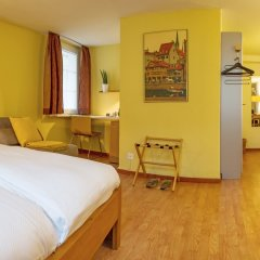 Отель stattHotel комната для гостей