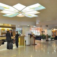 Hotel Pineta Palace интерьер отеля