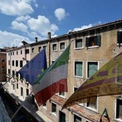 Отель Duodo Palace Hotel Италия, Венеция - 2 отзыва об отеле, цены и фото номеров - забронировать отель Duodo Palace Hotel онлайн балкон