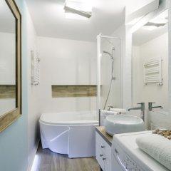 Апартаменты P&O Apartments Stegny 3 Варшава ванная