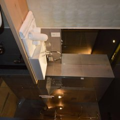 Отель Amosa Liège ванная