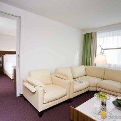 Отель Pullman Cologne Германия, Кёльн - 2 отзыва об отеле, цены и фото номеров - забронировать отель Pullman Cologne онлайн комната для гостей фото 3