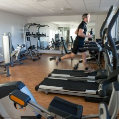 Hotel Birger Jarl фитнесс-зал фото 2