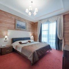 Гостиница Заречье Номер Комфорт разные типы кроватей