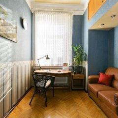 Апартаменты GM Apartment Serafimovicha 2-415 интерьер отеля