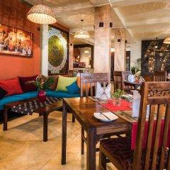 Galavilla Boutique Hotel & Spa гостиничный бар