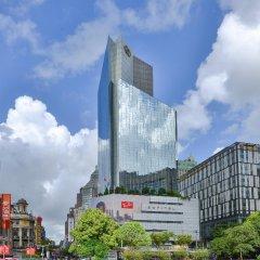 Отель Sofitel Shanghai Hyland Китай, Шанхай - отзывы, цены и фото номеров - забронировать отель Sofitel Shanghai Hyland онлайн городской автобус