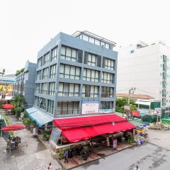 Отель NIDA Rooms Patong 179 Phang Center балкон