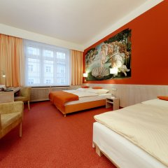 Отель Adria Munchen Мюнхен комната для гостей фото 3