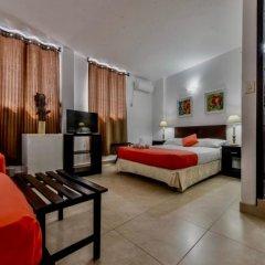 Отель Verde Mar Колумбия, Сан-Андрес - отзывы, цены и фото номеров - забронировать отель Verde Mar онлайн комната для гостей фото 3