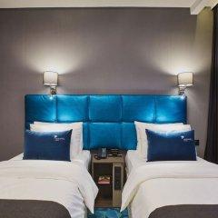 Гостиница Миротель Новосибирск 4* Стандартный номер с 2 отдельными кроватями фото 9