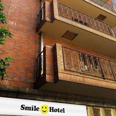 Отель Smille Nihonbashi-Mitsukoshimae Токио городской автобус