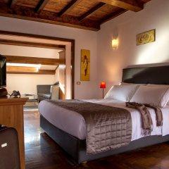 Отель Suite Artis Barberini Италия, Рим - отзывы, цены и фото номеров - забронировать отель Suite Artis Barberini онлайн комната для гостей фото 3