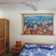 Отель Pension De La Plage комната для гостей фото 4