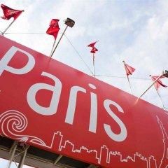Отель Ibis Paris Vanves Parc des Expositions спортивное сооружение