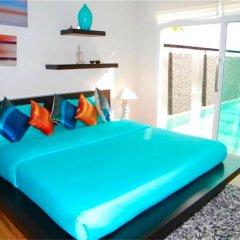 Отель Skylight 2 bedrooms New Villa in Kamala бассейн фото 2