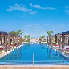 Отель W Muscat Оман, Маскат - отзывы, цены и фото номеров - забронировать отель W Muscat онлайн бассейн