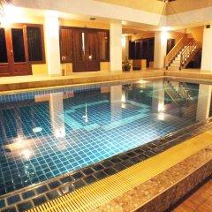 Отель Chaba Garden Resort бассейн фото 2